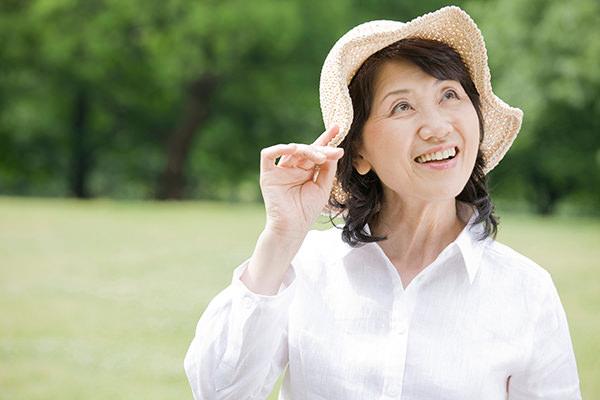 加齢にともなうお肌の変化でお悩みの方へ
