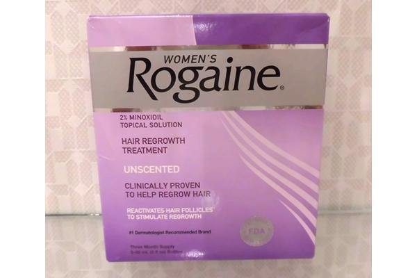 女性用ロゲイン